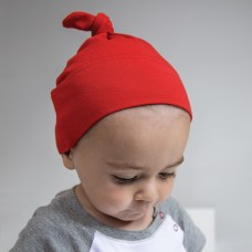 BABY ONE KNOT HAT 100%COTONE