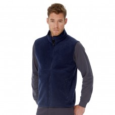 TRAVELLER+ GILET ZIP INT.100%P