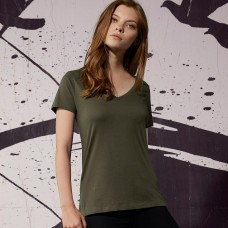 FAVOURITE V-NECK TEE WOMEN