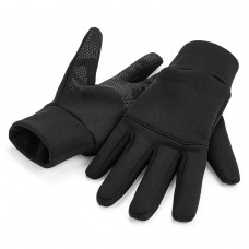 SOFTSHELL GLOVES 93%P7%E