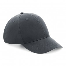 RECYCLED PRO-STYLE CAP.100%ORG