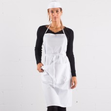 APRON WITH BIB 80% P 20% C