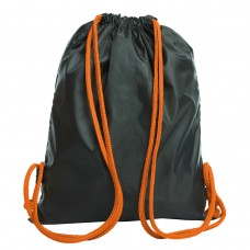 DRAWSTRING BAG FLASH, 100% P