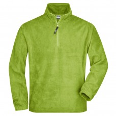 HALF-ZIP FLEECE 100% P J&N
