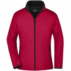 W PROMO SOFTSHELL JACKET 100%P