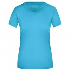 LADIES ACTIVE-T 100%P J&N