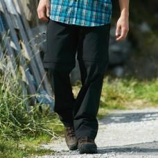 MEN ZIP-OFF PANTS 94%P 6%E