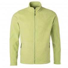 MEN'S FLEECE JACKET 100%P