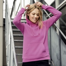 BASIC HOODY LADY 80%C 20%P