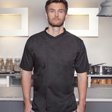 P.OVER CHEF SHIRT BAS.65%P35%C