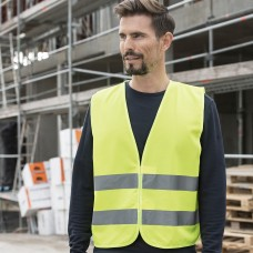 SIMPLE SAFETY VEST 100%P