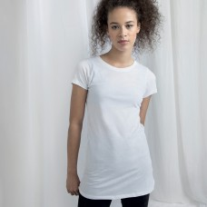 WOM LONG LENGHT TEE 100%RINGS