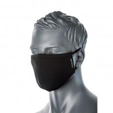 Maschera in tessuto antimicrobico a 2 strati CV22
