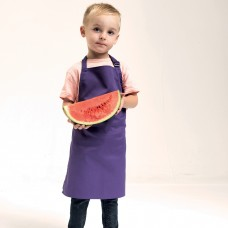 JUNIOR'S BIB APRON 35%P 35%C