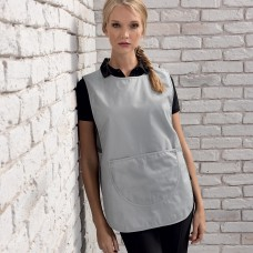 WOMEN POCKET TABARD 65%P 35%C