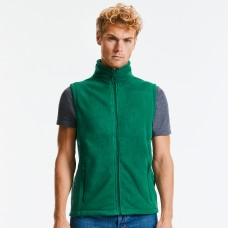 GILET IN FELPA THERMO 100%POLI