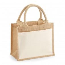 COT POCK JUTE GIFT BAG, 100%C